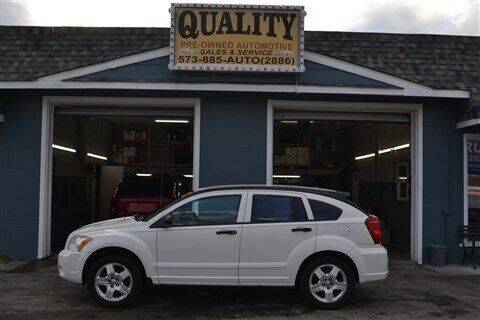 2007 Dodge Caliber for sale at Quality Pre-Owned Automotive in Cuba MO
