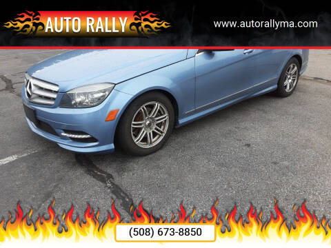 2011 Mercedes-Benz C-Class for sale at Auto Rally in Fall River MA
