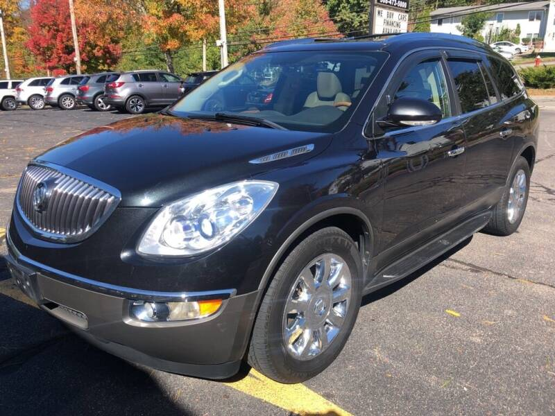 2012 Buick Enclave for sale at Premier Automart in Milford MA