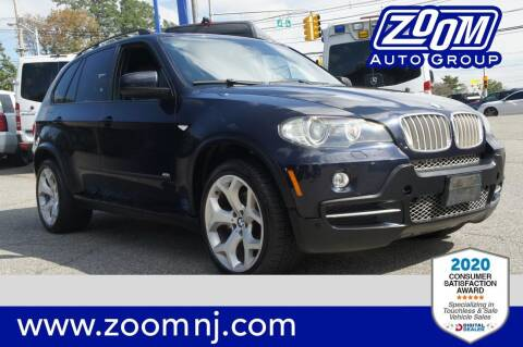 2008 BMW X5 for sale at Zoom Auto Group in Parsippany NJ