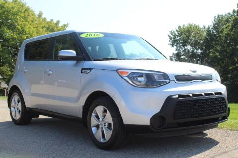 2016 Kia Soul for sale at Harrison Auto Sales in Irwin PA
