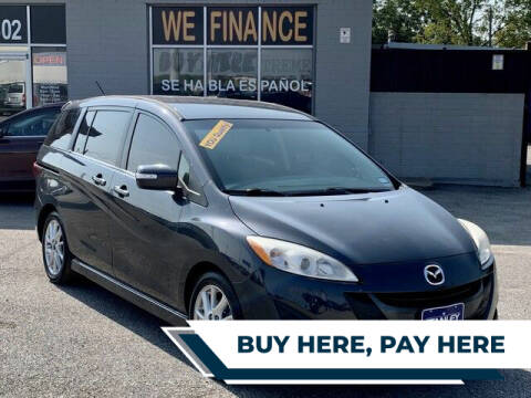2013 Mazda MAZDA5 for sale at Stanley Direct Auto in Mesquite TX