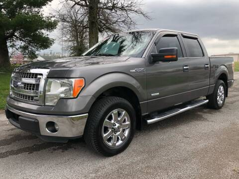 2013 Ford F-150 for sale at COUNTRYSIDE AUTO SALES 2 in Russellville KY
