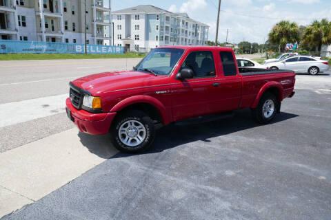 2003 Ford Ranger for sale at J Linn Motors in Clearwater FL