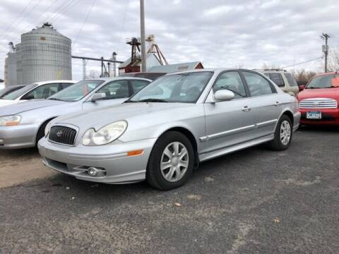 2005 Hyundai Sonata for sale at WINDOM AUTO OUTLET LLC in Windom MN