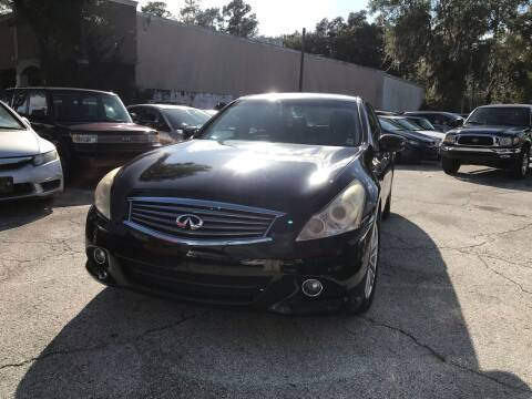 2011 Infiniti G25 Sedan for sale at Popular Imports Auto Sales in Gainesville FL