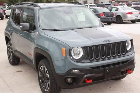 2016 Jeep Renegade for sale at Sandusky Auto Sales in Sandusky MI