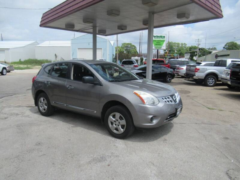 2012 Nissan Rogue for sale at Perfection Auto Detailing & Wheels in Bloomington IL