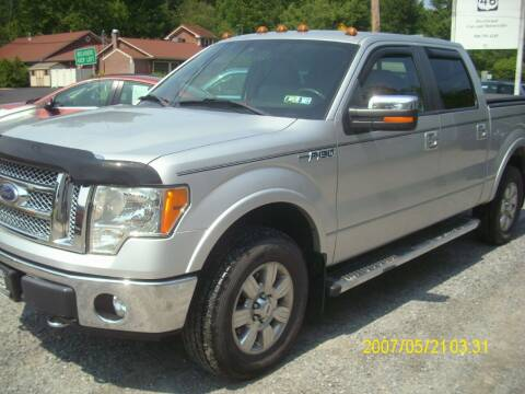 2011 Ford F-150 for sale at Motors 46 in Belvidere NJ