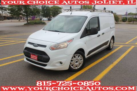 2016 Ford Transit Connect Cargo for sale at Your Choice Autos - Joliet in Joliet IL