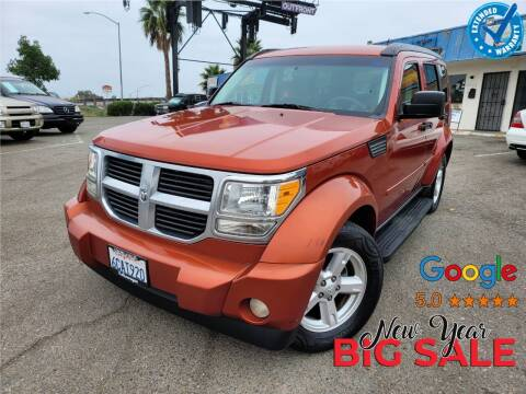 2007 Dodge Nitro for sale at Gold Coast Motors in Lemon Grove CA