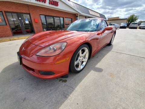 2005 Chevrolet Corvette for sale at Eden's Auto Sales in Valley Center KS