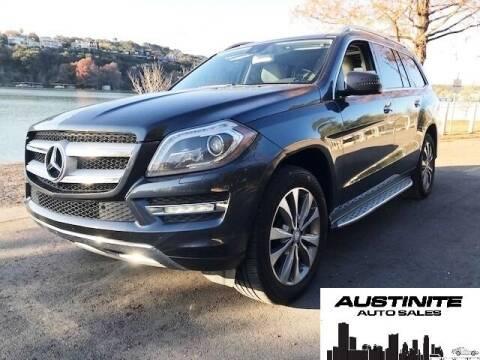 2014 Mercedes-Benz GL-Class for sale at Austinite Auto Sales in Austin TX