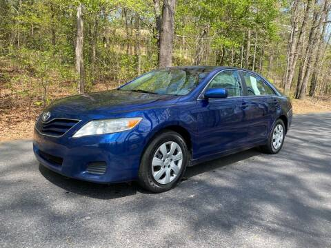 2011 Toyota Camry for sale at US 1 Auto Sales in Graniteville SC