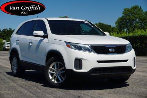 2015 Kia Sorento for sale at Van Griffith Kia Granbury in Granbury TX