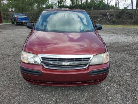 2003 Chevrolet Venture for sale at Johnsons Car Sales in Richmond IN
