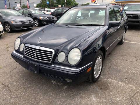 1999 Mercedes-Benz E-Class for sale at SuperBuy Auto Sales Inc in Avenel NJ