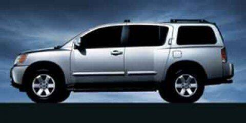 2004 Nissan Armada for sale at SCOTT EVANS CHRYSLER DODGE in Carrollton GA