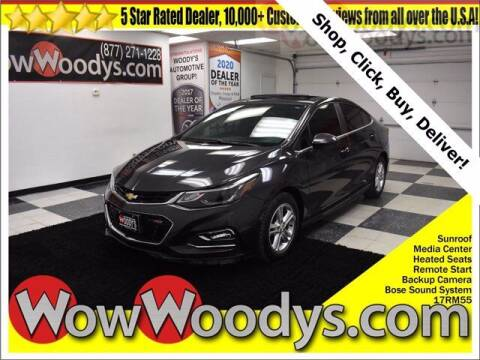 2017 Chevrolet Cruze for sale at WOODY'S AUTOMOTIVE GROUP in Chillicothe MO