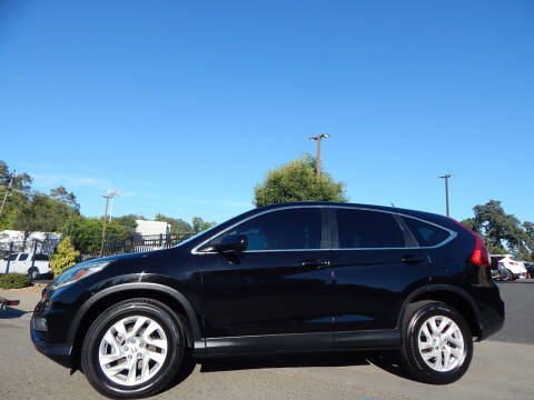 2015 Honda CR-V for sale at Direct Auto Outlet LLC in Fair Oaks CA