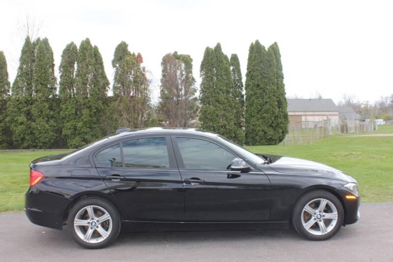 2014 BMW 3 Series for sale at D & B Auto Sales LLC in Washington Township MI