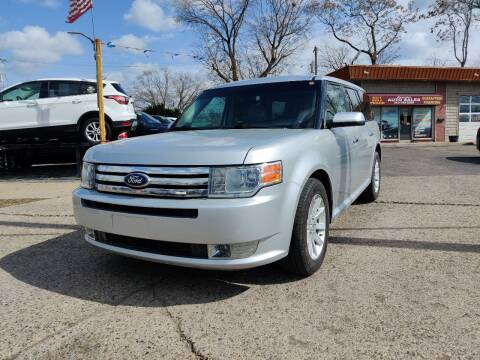 2011 Ford Flex for sale at Lamarina Auto Sales in Dearborn Heights MI