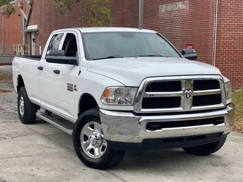 2016 RAM Ram Pickup 2500 for sale at Unique Motors of Tampa in Tampa FL