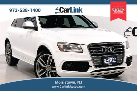 2014 Audi SQ5 for sale at CarLink in Morristown NJ