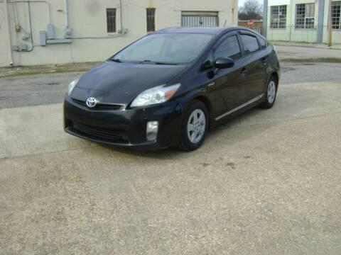 2011 Toyota Prius for sale at Memphis Auto Sales in Memphis TN