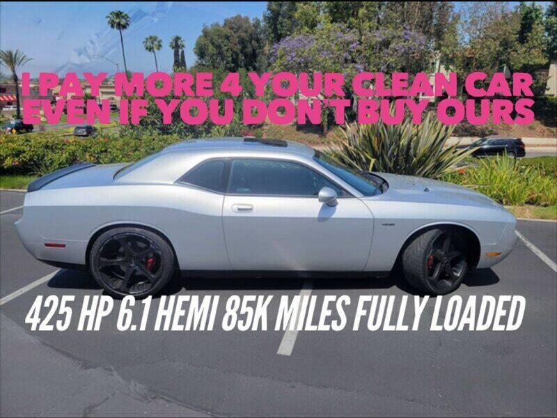2008 Dodge Challenger for sale at Auto Advantage in Escondido CA