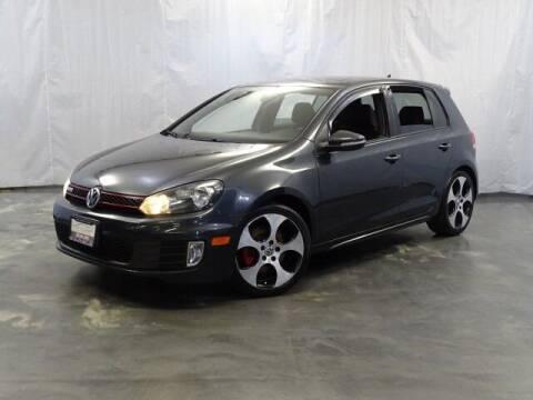 2012 Volkswagen GTI for sale at United Auto Exchange in Addison IL