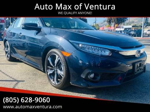 2017 Honda Civic for sale at Auto Max of Ventura in Ventura CA