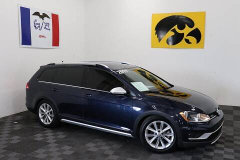 2017 Volkswagen Golf Alltrack for sale at Carousel Auto Group in Iowa City IA