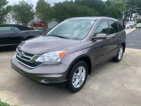 2011 Honda CR-V for sale at Getsinger's Used Cars in Anderson SC