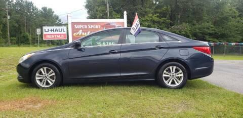 2011 Hyundai Sonata for sale at Super Sport Auto Sales in Hope Mills NC