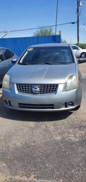 2008 Nissan Sentra for sale at Juniors Auto Sales in Tucson AZ