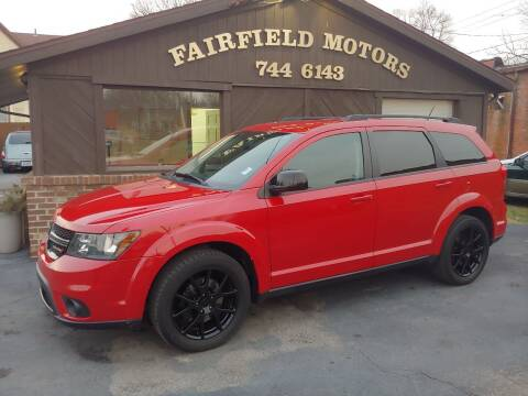 2015 Dodge Journey for sale at Fairfield Motors in Fort Wayne IN