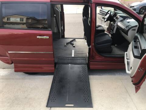 2008 Dodge Grand Caravan for sale at CARS FOR YOU in Lemon Grove CA