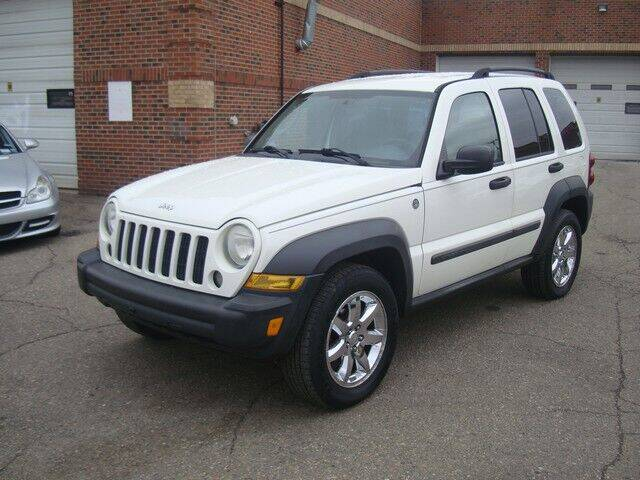2007 Jeep Liberty for sale at MOTORAMA INC in Detroit MI