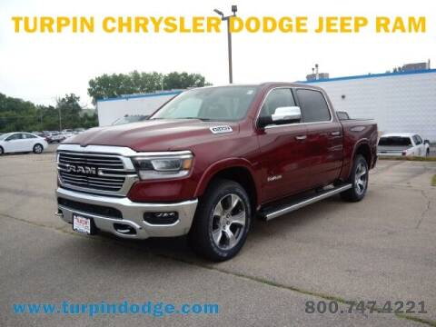 2021 RAM Ram Pickup 1500 for sale at Turpin Dodge Chrysler Jeep Ram in Dubuque IA