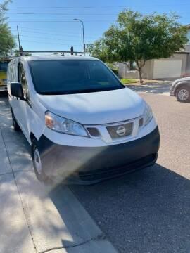 2015 Nissan NV Cargo for sale at DIAMOND LUXURY AUTO SALES LLC in Phoenix AZ