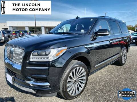 2018 Lincoln Navigator for sale at Kindle Auto Plaza in Middle Township NJ
