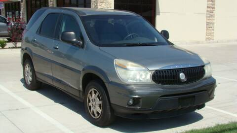 2004 Buick Rendezvous for sale at Red Rock Auto LLC in Oklahoma City OK