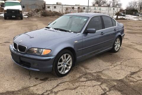 2002 BMW 3 Series for sale at Cannon Falls Auto Sales in Cannon Falls MN