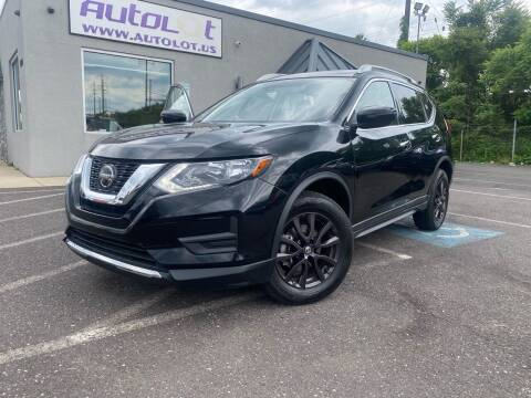 2020 Nissan Rogue for sale at AUTOLOT in Bristol PA