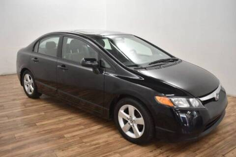 2008 Honda Civic for sale at Paris Motors Inc in Grand Rapids MI