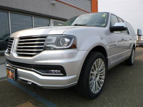2015 Lincoln Navigator L for sale at Torgerson Auto Center in Bismarck ND