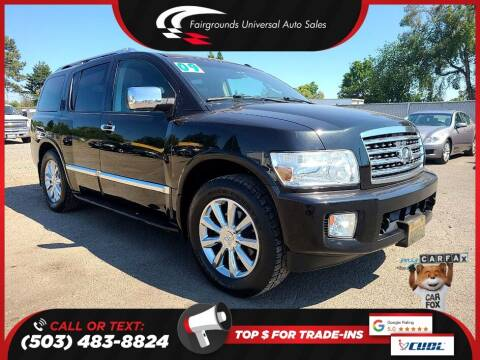 2009 Infiniti QX56 for sale at Universal Auto Sales in Salem OR