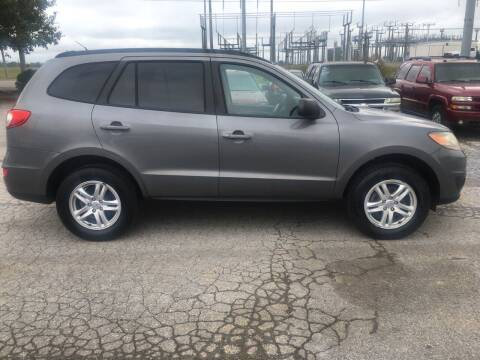 2010 Hyundai Santa Fe for sale at Kings Auto Sales in Cadiz KY