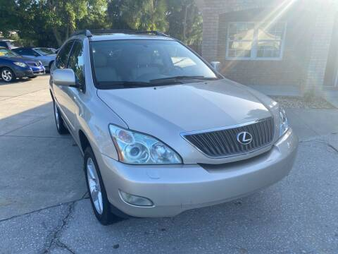 2004 Lexus RX 330 for sale at MITCHELL AUTO ACQUISITION INC. in Edgewater FL